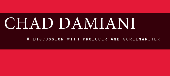 Chad Damiani - web header