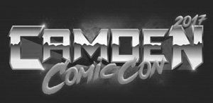 Photo of Camden ComicCon's Logo